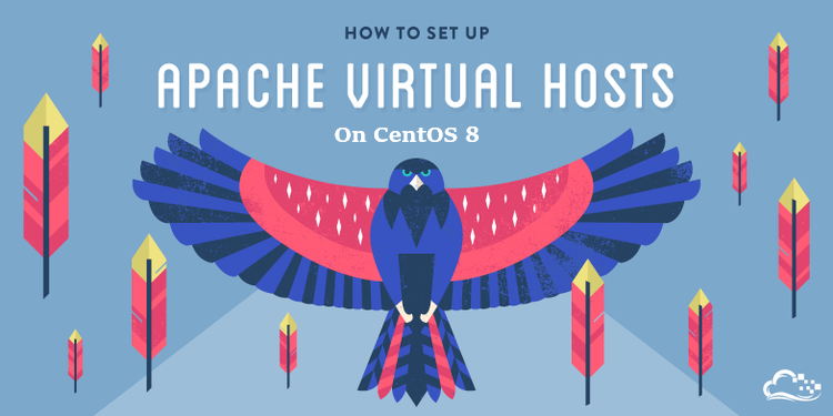 Install Apache Virtual Hosts on CentOS 8