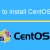 Install Automatic Security Updates in CentOS 7 with Yum-Cron