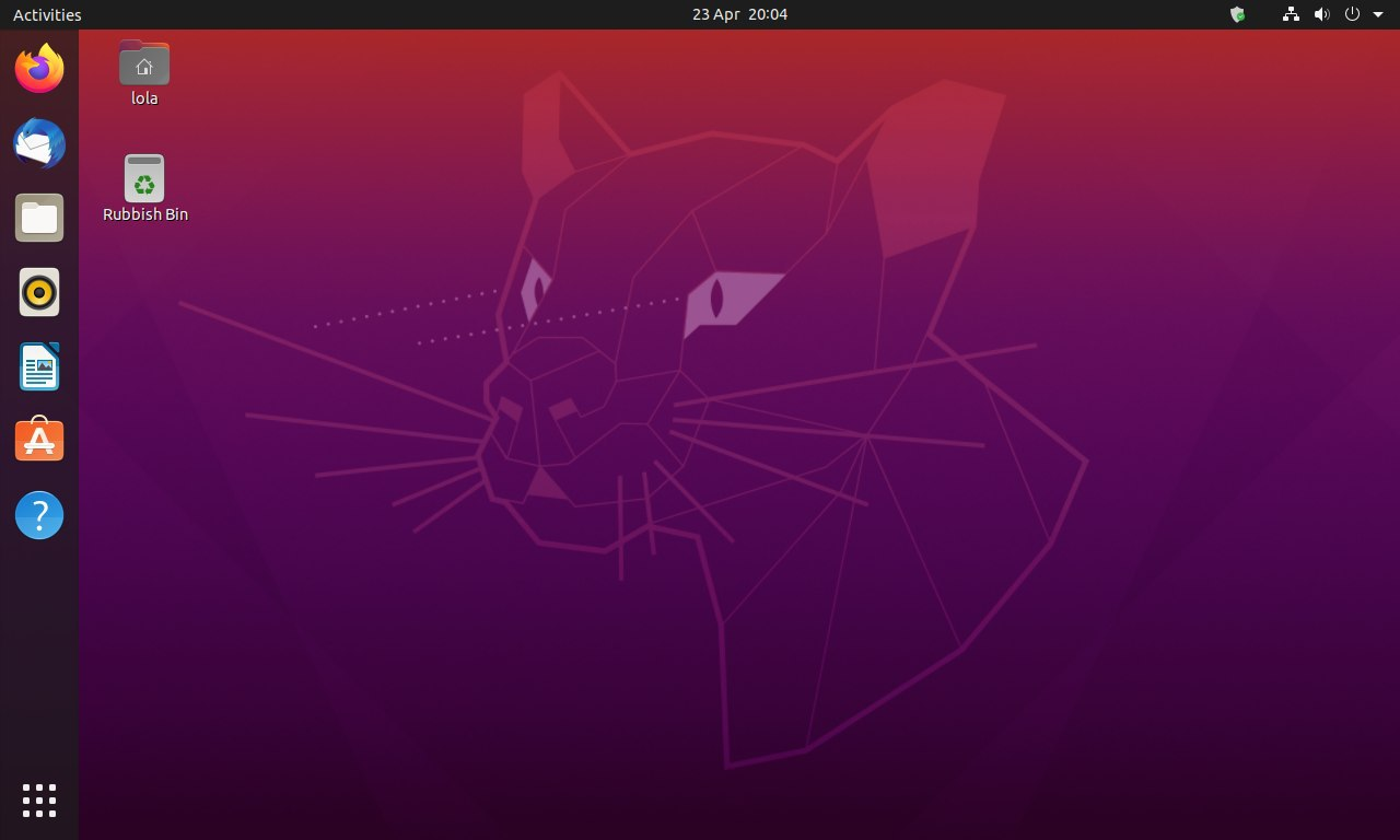 Ubuntu 20.04 LTS Is Here!