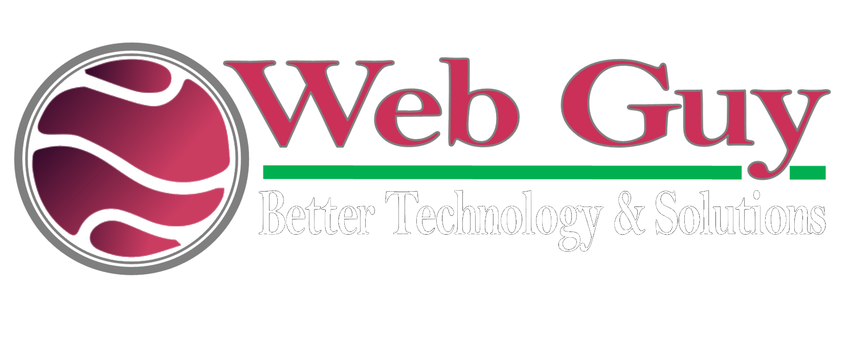 Web Guy logo